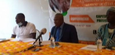 Côte d'Ivoire : Manifestation de l'opposition, le Carped non solidaire de Pulchérie Gbalet appelle les populations au calme et à la retenue