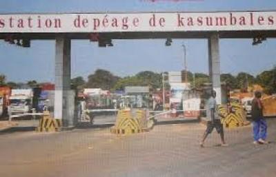 RDC: Des militants de l' UDPS chassés par la police du poste-frontière de Kasumbalesa
