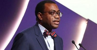 Côte d'Ivoire :    BAD, candidat à sa propre succession, le Président Adesina salue les efforts des autorités ivoiriennes pour avoir hissée le pays au rang des 10 meilleures économies