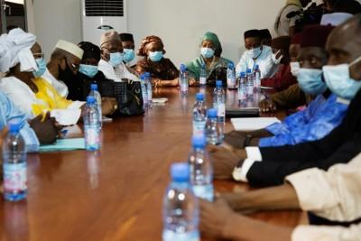 Mali : Après sa rencontre avec la junte,le M5-RFP disposé à accompagner le « processus de transition »