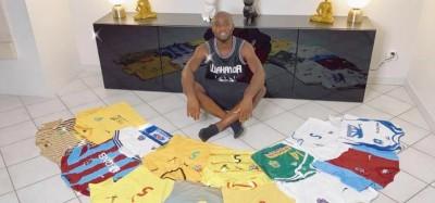 Togo :  Aurevoir de Serge Akakpo au football