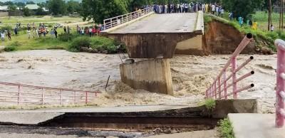 Cameroun : Extrême-Nord, deux morts et beaucoup de dégâts dont l'effondrement d'une route commerciale à cause des inondations