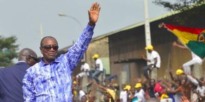Guinée : « Compteurs à zéro », malgré tout, Alpha Condé se positionne pour un nouveau mandat