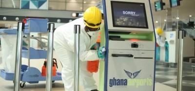 Ghana : Aéroport, test à la Covid-19 à 83 000 F Cfa, justificatifs
