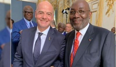 Côte d'Ivoire : Fonds Covid-19 et  programme Forward, la FIF demande des explications  à la FIFA