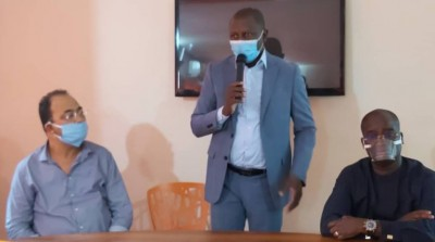 Côte d'Ivoire : Prétendue  malversation financière à la FIF, Sory Diabaté : « Le disque est rayé »