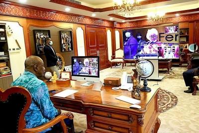 Guinée : Condé lève le voile et confirme « en personne » sa candidature à la présidentielle