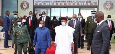 Cedeao :  57e sommet au Niger, le Mali, l'ECO et les autres sujets en vue