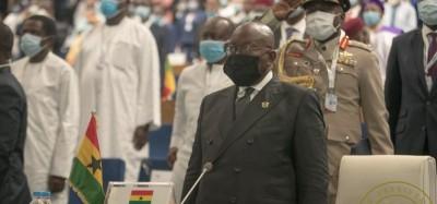 Cedeao :  Nana Akufo-Addo, nouveau président en exercice de la CEDEAO