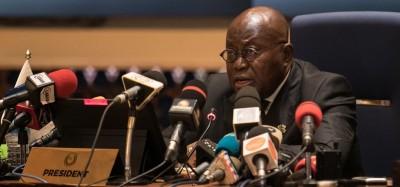 Cedeao :  Akufo-Addo liste cinq défis à relever