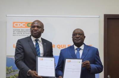 Côte d'Ivoire : Économie, les Ivoiriens de la Diaspora adhèrent au produit d'épargne de la CDC-CI