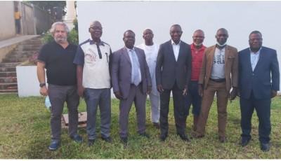Côte d'Ivoire : Election à la FIF, le club de Gervinho soutient la candidature de Sory Diabaté