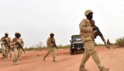 Burkina Faso : Quatre soldats tués dans une attaque
