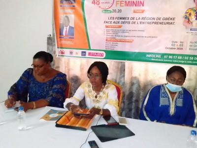 Côte d'Ivoire : Bouaké, afin de leurs donner une visibilité, les femmes bientôt célébrées au marché de gros
