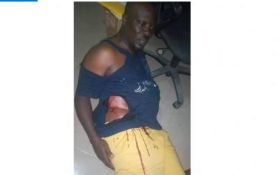 Côte d'Ivoire : Samba David poignardé dans ses bureaux à Yopougon par 4 individus selon un proche