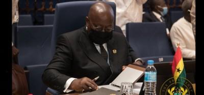 Mali :  Réunion consultative de la CEDEAO ce mardi au Ghana