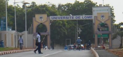 Togo :  Université de Lomé, réalisations en 50 ans et défis