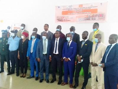 Côte d'Ivoire : Bouaké, plus d'étudiants à l'extérieur pour étudier la science politique, la filière désormais à l'UAO