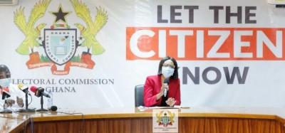 Ghana :  Présidentielle 2020, échéance pour le dépôt des candidatures et caution de 10 millions F CFA