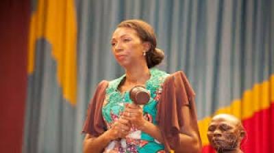 RDC : Injuriée parce qu'elle est «mince», la Présidente du parlement Jeanine Mabunda...
