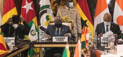 Mali :  Ce que la CEDEAO a prescrit au CNSP au Ghana