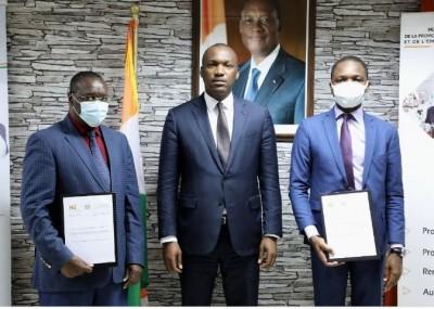 Côte d'Ivoire : Lutte contre le chômage, 2 milliards de FCFA pour mettre en activité 4500 jeunes de 52 localités