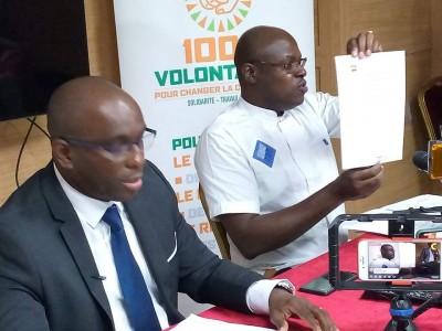 Côte d'Ivoire : Scrutin présidentiel, recalé, Serge Franck Djibré évoque une erreur administrative du Conseil Constitutionnel sur son cas