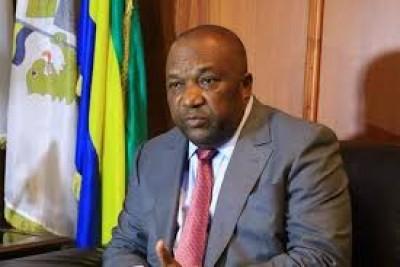 Gabon : Après son malaise, le maire de Libreville Léandre Nzué  inculpé et emprisonné...