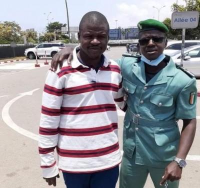 Côte d'Ivoire-Gabon : L'ivoirien arrêté en août 2016 lors de la présidentielle enfin libre