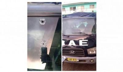 Côte d'Ivoire : Manipulation sur les réseaux, intox de Bonoua sur un véhicule caillassé lundi à Yopougon