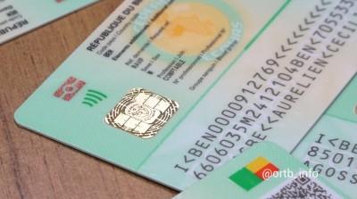 Bénin : La carte nationale d'identité biométrique rendue publique