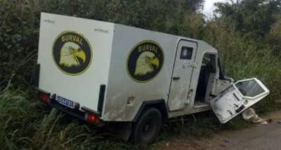 Côte d'Ivoire : Un convoyage de fonds attaqué sur l'axe Bonoua-Aboisso, 01 mort et plus de 300 millions emportés