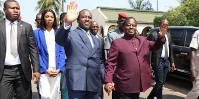 Côte d'Ivoire : Bédié se félicite de l'appel lancé à Paris par Soro et s'associe à ce...