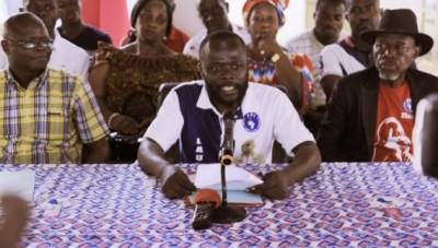 Côte d'Ivoire : Le film de l'arrestation de Justin Koua à Korhogo selon son parti,  q...