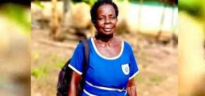 Ghana : Ambition d'une candidate particulière au BEPC