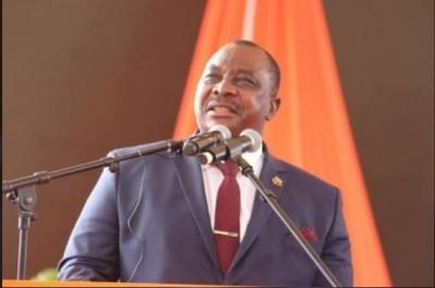 Côte d'Ivoire : Adjoumani s'insurge contre Soro « Le Conseil constitutionnel a retenu quatre candidatures, mais, il y a un petit bandit qui est quelque part qui donne des ordres à Abidjan»