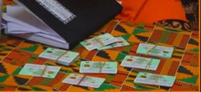 Côte d'Ivoire : Processus d' d'identification, voici  comment savoir si votre  CNI est disponible