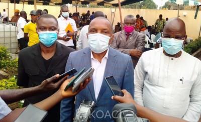 Côte d'Ivoire : Bouaké, son candidat retenu, le RHDP lance sa précampagne