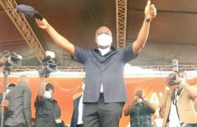 Côte d'Ivoire : Depuis Yopougon, Hamed Bakayoko à Soro « Quand on aime son pays quelque soit sa position, il ne faut pas lui souhaiter du mal   »