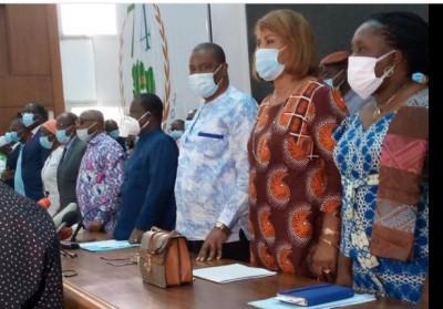 Côte d'Ivoire : Election 2020, Bédié et les groupements politiques de l'opposition ap...