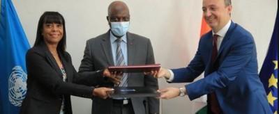 Côte d'Ivoire : Le Gouvernement rappelle à l'UE que la Côte d'Ivoire est un Pays souv...