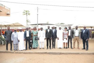 Côte d'Ivoire : Abdourahmane Cissé lance un fonds d'aide au profit de 1000 jeunes et...