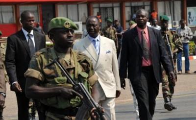 Centrafrique : Un ancien garde de corps de Bozizé arrêté et écroué en France