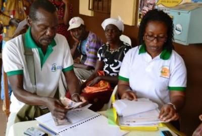 Côte d'Ivoire : Programme Filets sociaux productifs ,  127 000 ménages bénéficiaires en 2019, répartis dans 21 régions et 1 547 villages