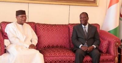 Côte d'Ivoire : Présidentielle d'Octobre, Ibn Chambas après sa rencontre avec Ouattar...