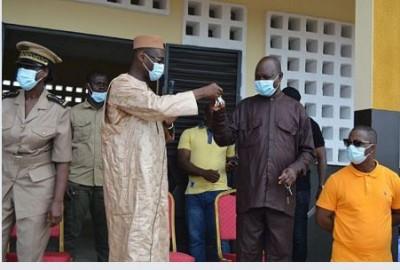 Côte d'Ivoire : Bafing, comment le Ministre Moussa Sanogo investit dans le capital hu...