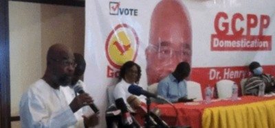 Ghana :  Présidentielle 2020, Henry Lartey s'aligne pour une troisième tentative