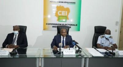 Côte d'Ivoire : Présidentielle 2020, la CEI échange avec les  directeurs de campagne...