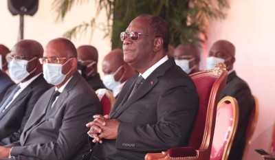 Côte d'Ivoire : Cacao, Ouattara lance demain au PK 24 les travaux de construction de...