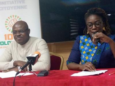 Côte d'Ivoire : Élection présidentielle, le candidat recalé, Serge Franck Djibré oppo...